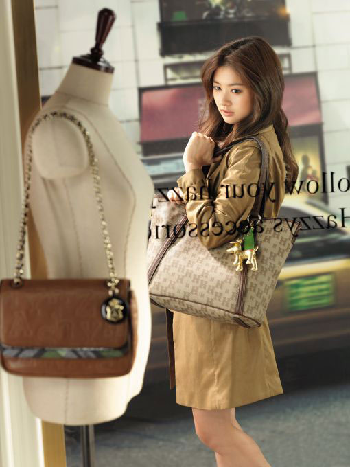 Jung So Min Hazzys Bags