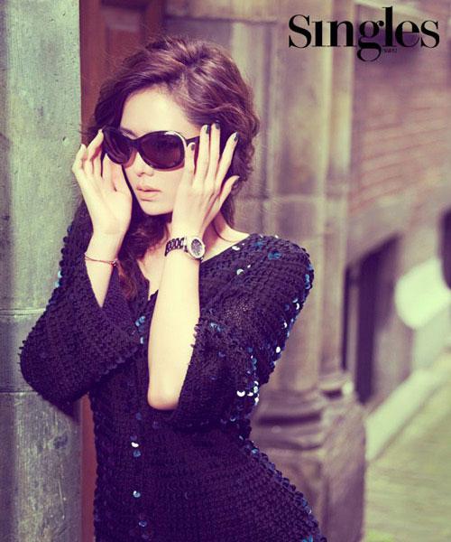 Son Ye-jin Singles magazine