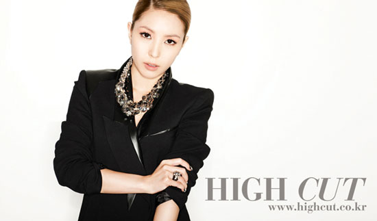 BoA Beyond Venus on High Cut