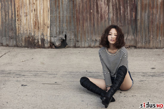 Han Ye Seul in Las Vegas