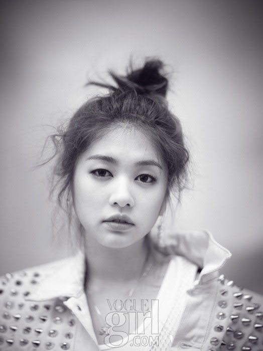 Jung So Min is Complicated Vogue Girl