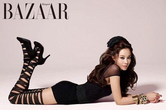 Kim Ah Joong Harpers Bazaar