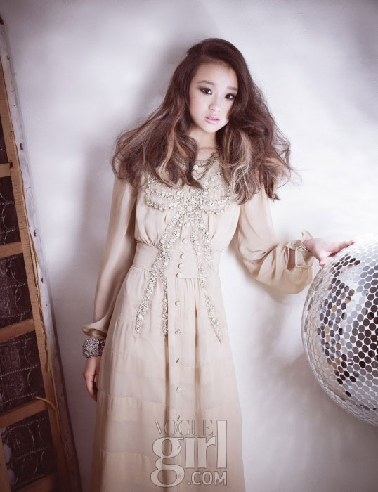 Son Yeon Jae is Vogue Twinkle Litter Star