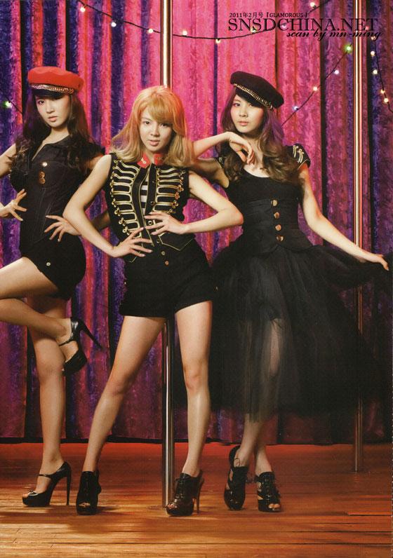 Girls Generation Glamorous