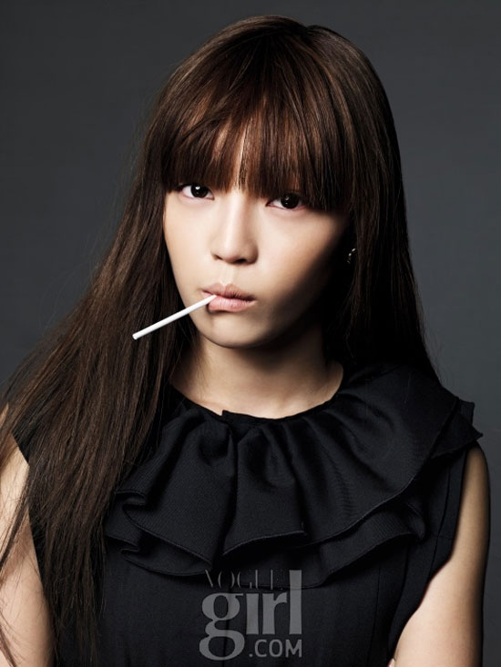 Koo Hara Vogue Girl