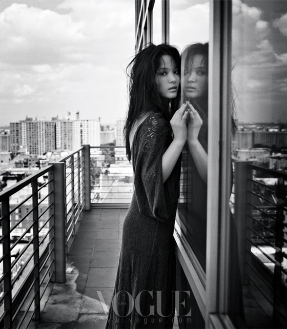 Song Hye Kyo The Vogue Way