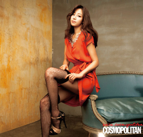 Take It Easy with Han Ji Hye