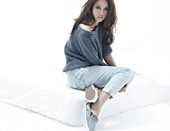 Lee Hyori CK One