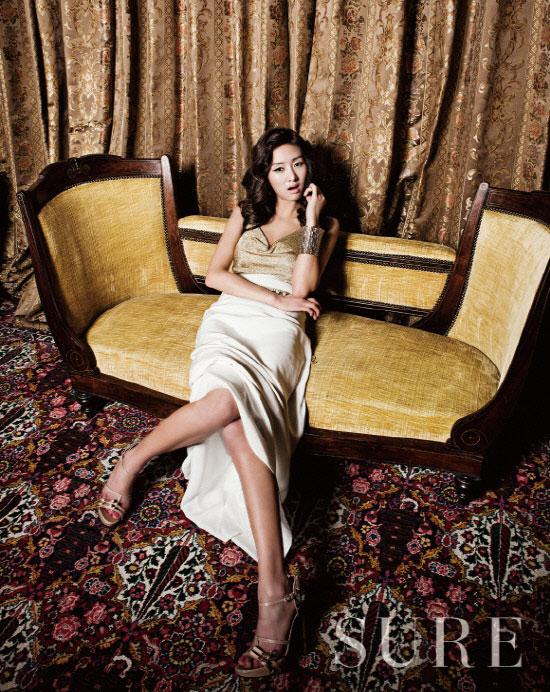 G.NA Sure Magazine