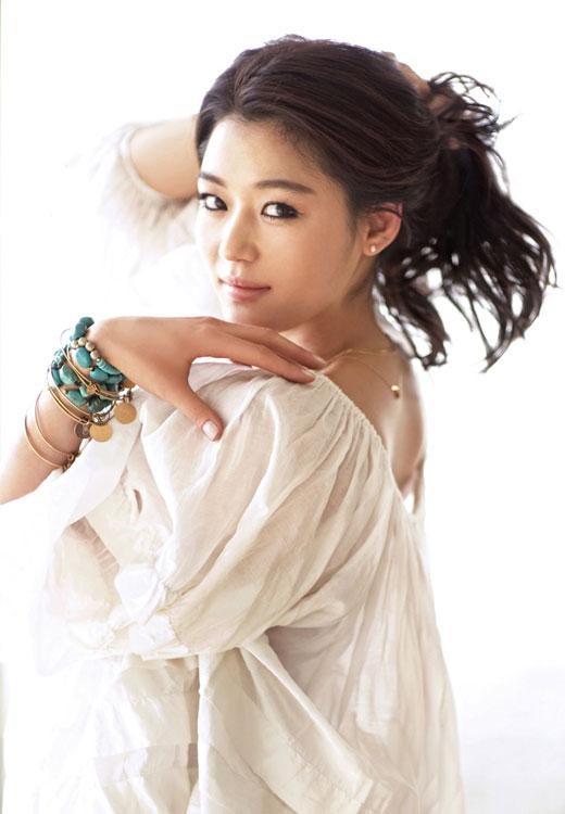 Jeon Ji Hyun Guess Jeans