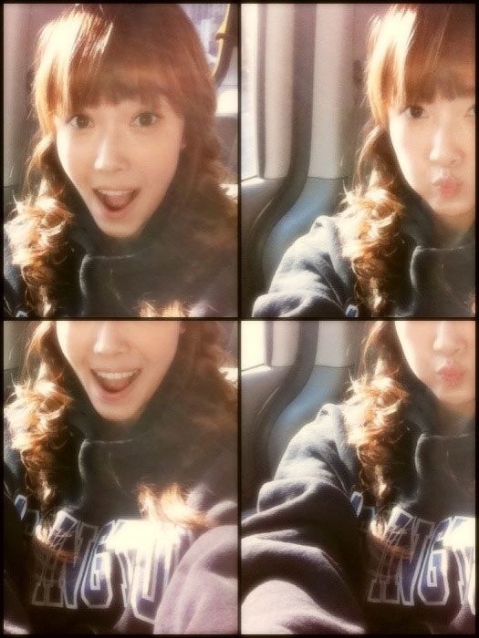 Girls Generation Jessica Jung cute selca
