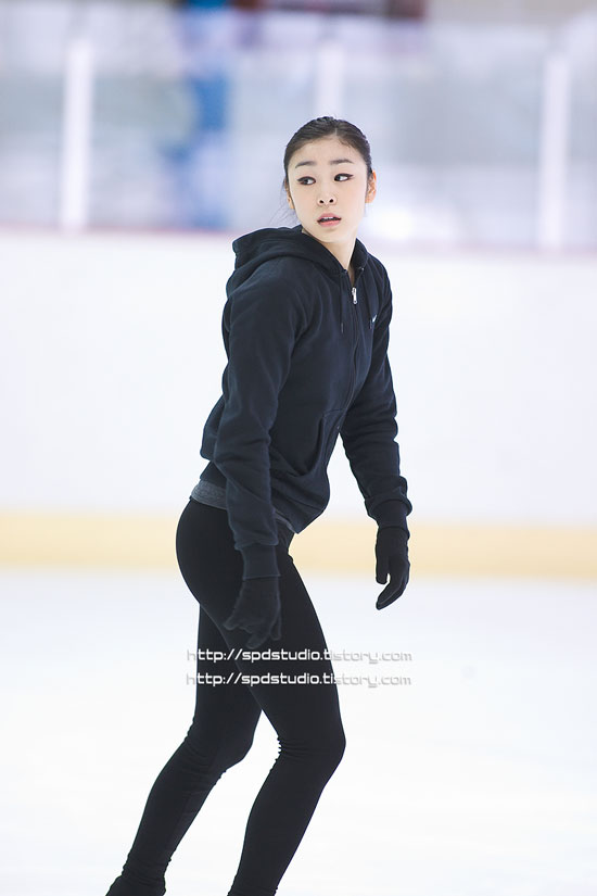 Figure Skater Kim Yu Na
