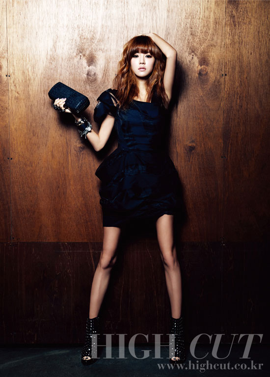 Actress Park Han Byul on High Cut magazine » AsianCeleb