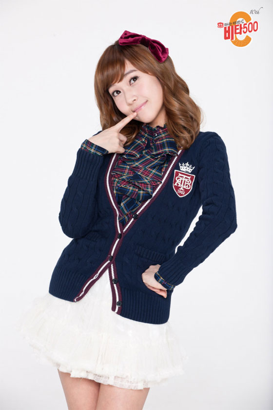 Pop group Girls' Generation for Vita500  » AsianCeleb