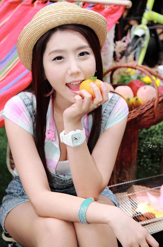 Kim Ha Eum KOBA 2011