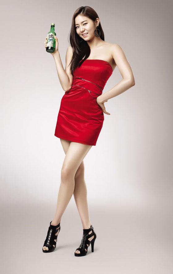Korean singer baek jiyoung hidden cam - 1 part 1