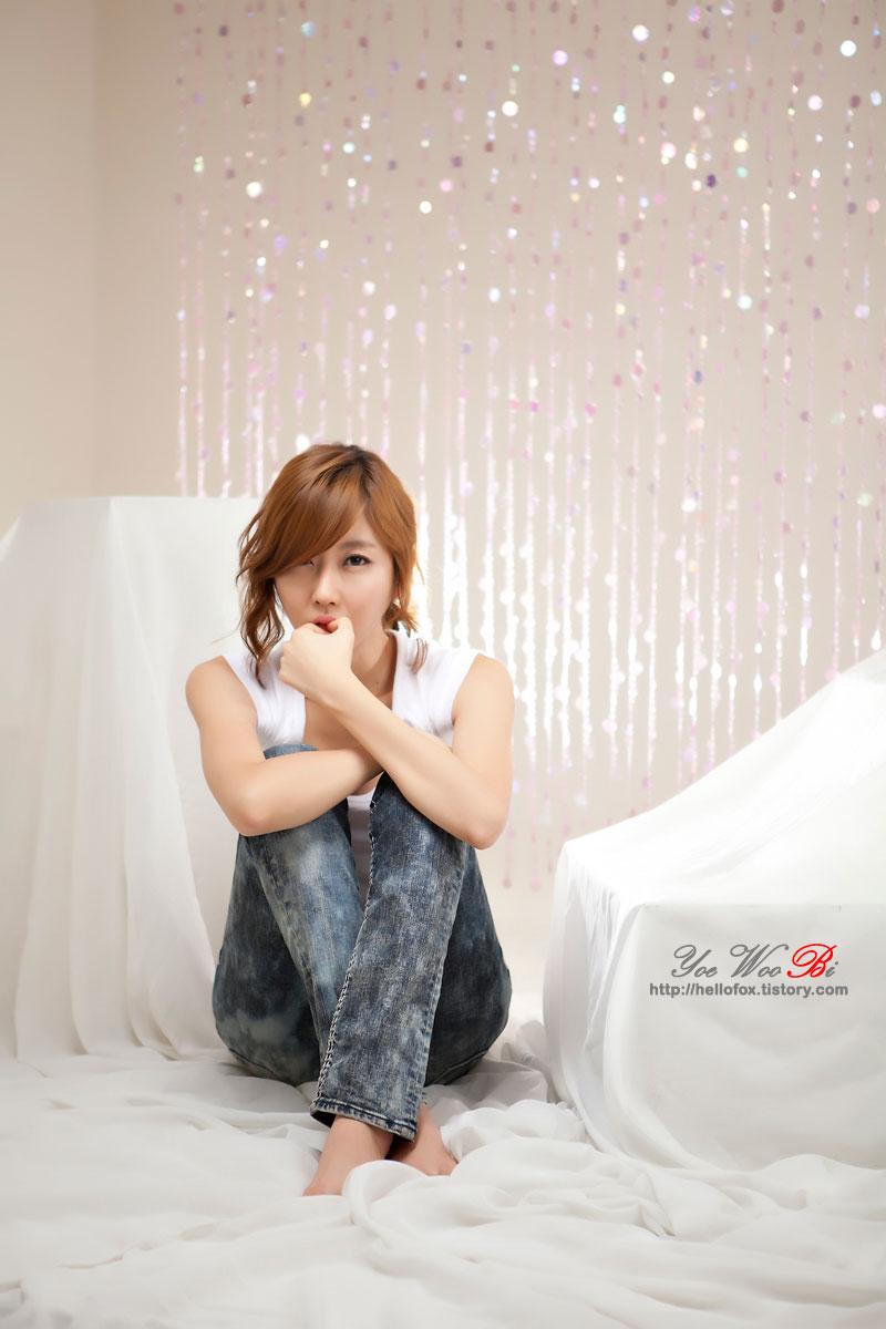 Korean model Choi Byul I