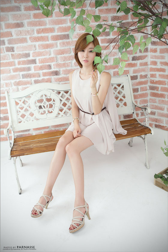 Greek Goddess Choi Byul I
