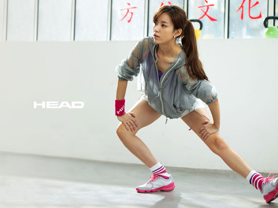 Han Hyo Joo Head Sports