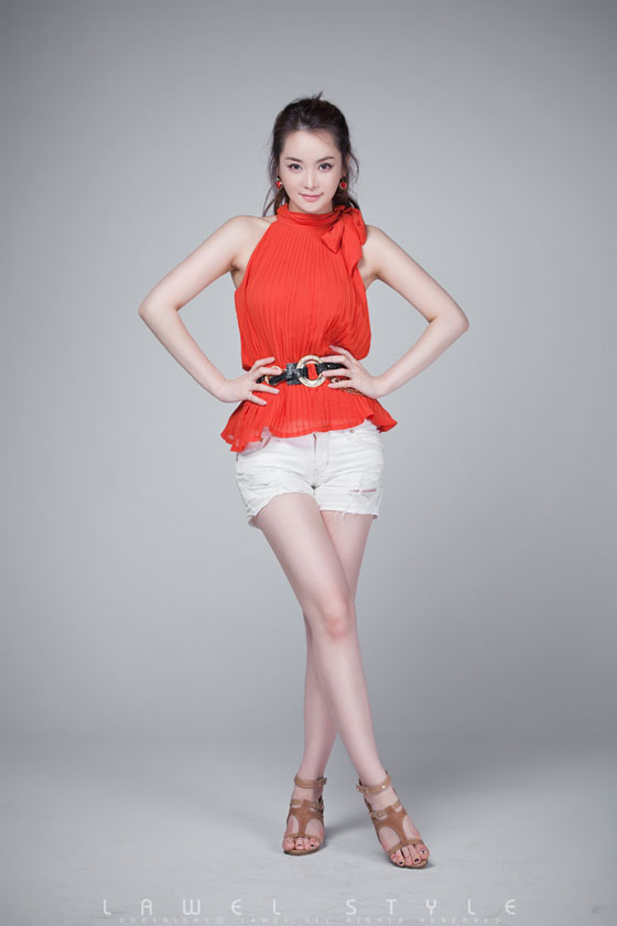 Model Im Ji Hye in orange » AsianCeleb