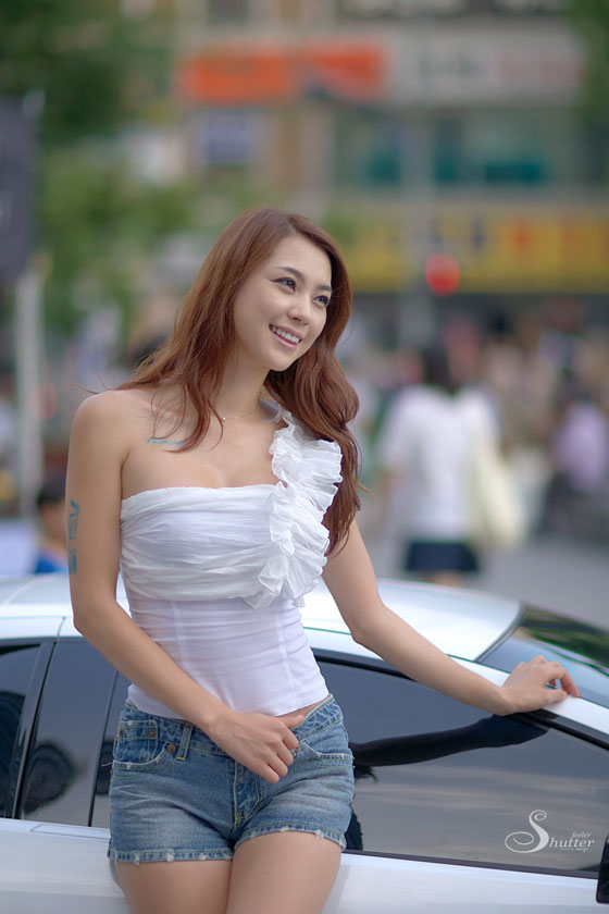 Model Kang Yui & Ju Da Ha - Asus Roadshow » AsianCeleb
