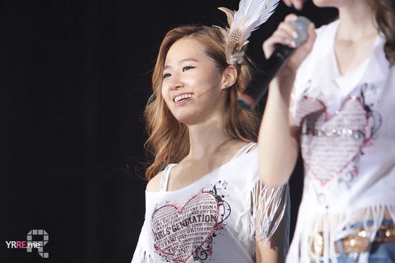 Girls Generation Yuri Seoul concert