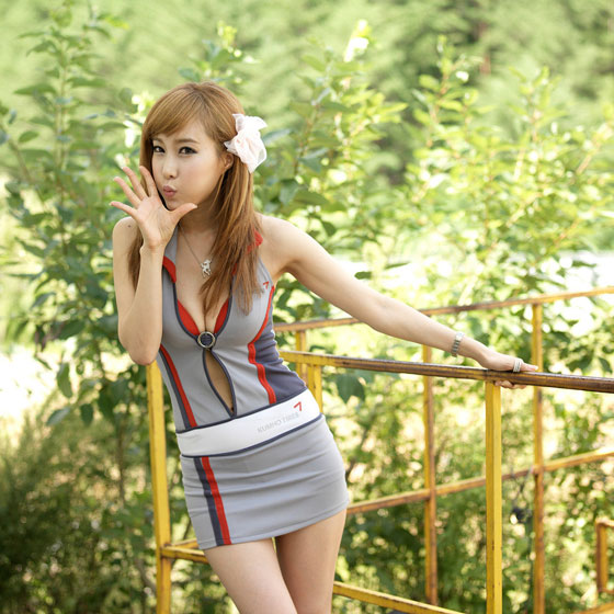 Im Min Young CJ Super Race R5 2011 » AsianCeleb