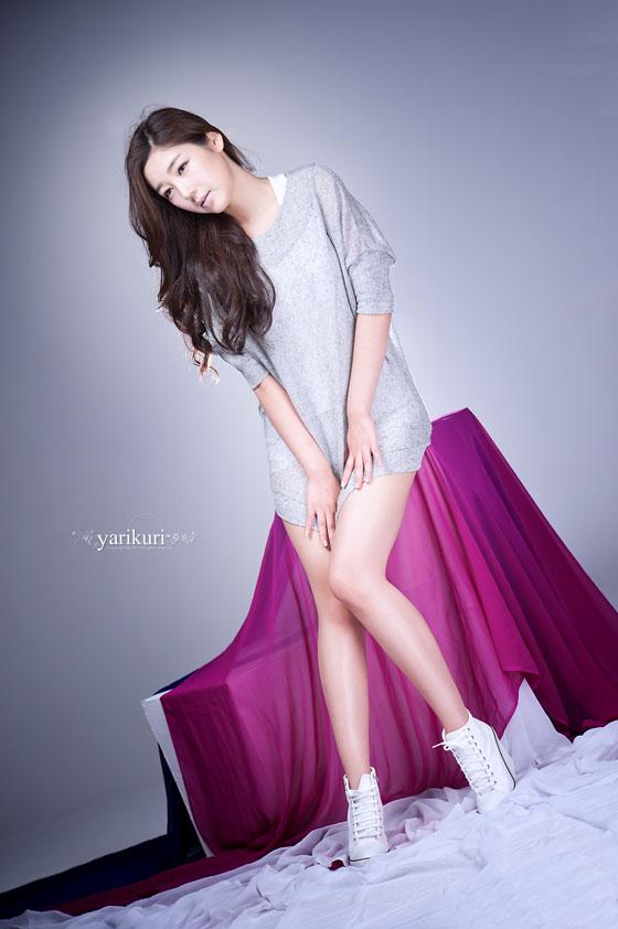 Model Jo Sang Hee studio photoshoot » AsianCeleb