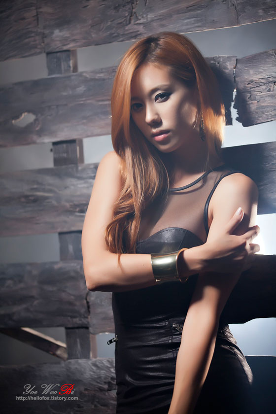 Cute Model Kim Ha Yul Looking Sexy in Black (part 2) » AsianCeleb