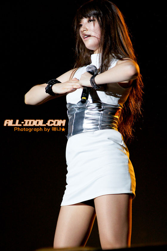 Korean Girl Group Miss A Suzy at Rock Festival » AsianCelebrity