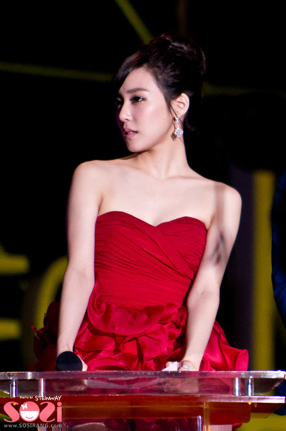 Girls Generation Tiffany Incheon Music Festival