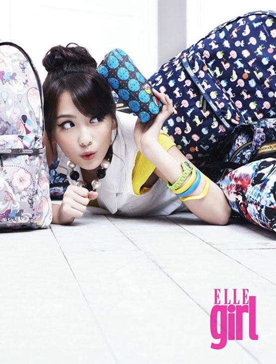 Kara member Kang Ji Young