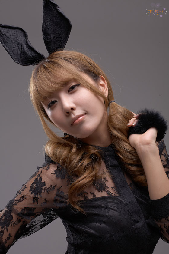 Model Heo Yoon Mi in Sexy Bunny Costume » AsianCelebrity