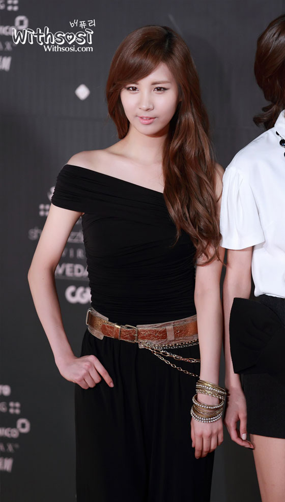Girls Generation Seohyun Style Icon Awards