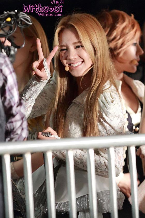 Pop Group Girls' Generation Style Icon Awards 2011 » AsianCeleb