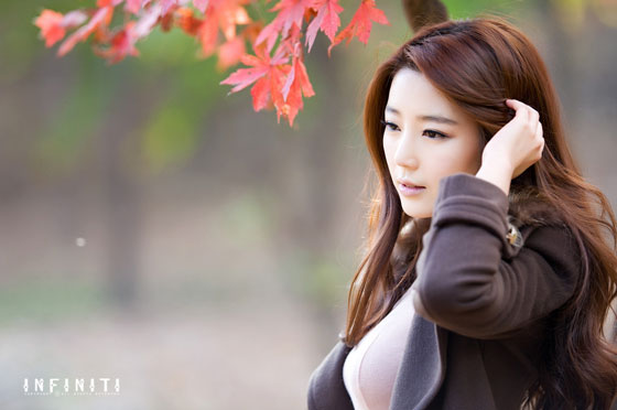 Jo Sang Hee Korean autumn