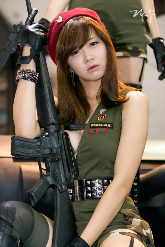 Model Jung Se On G-Star 2011 » AsianCeleb