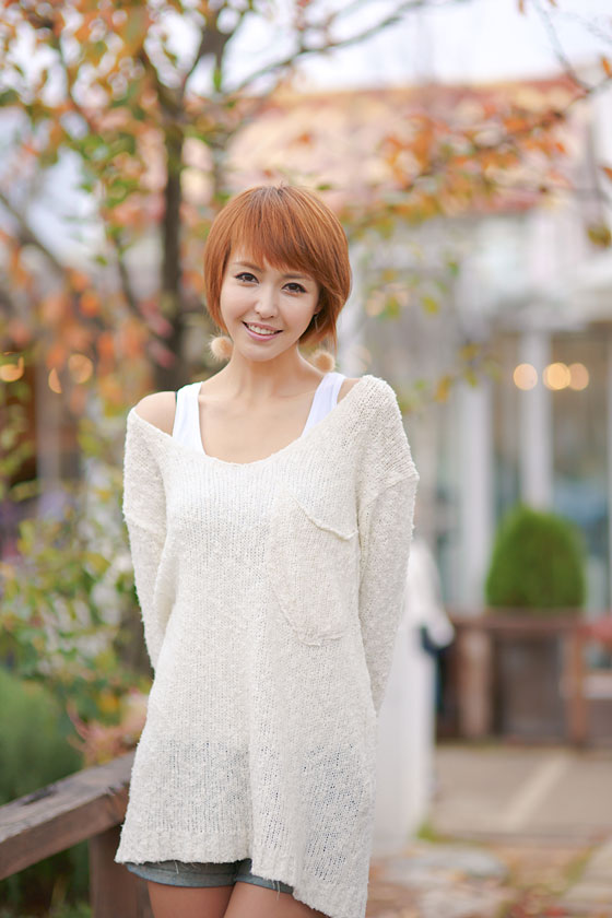 Kang Yui Short Hair » AsianCeleb