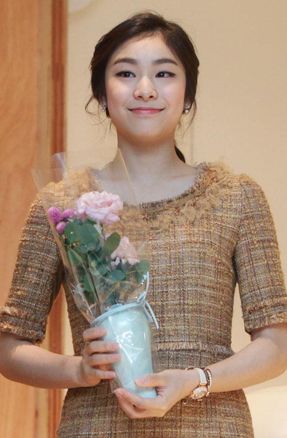 Kim Yuna porcelain