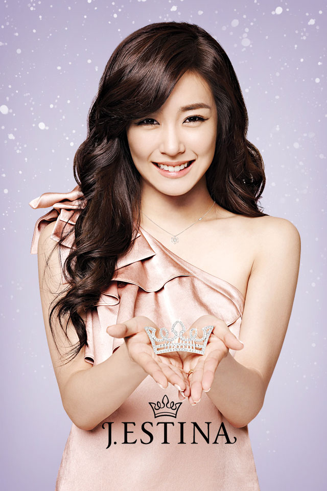 SNSD Tiffany Jestina smartphone wallpaper
