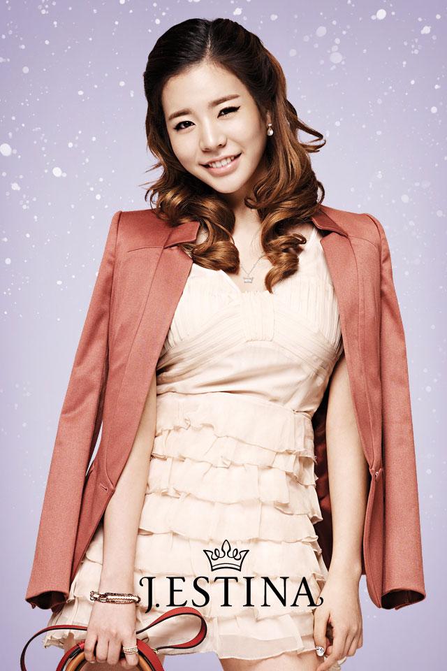 SNSD Sunny Jestina smartphone wallpaper