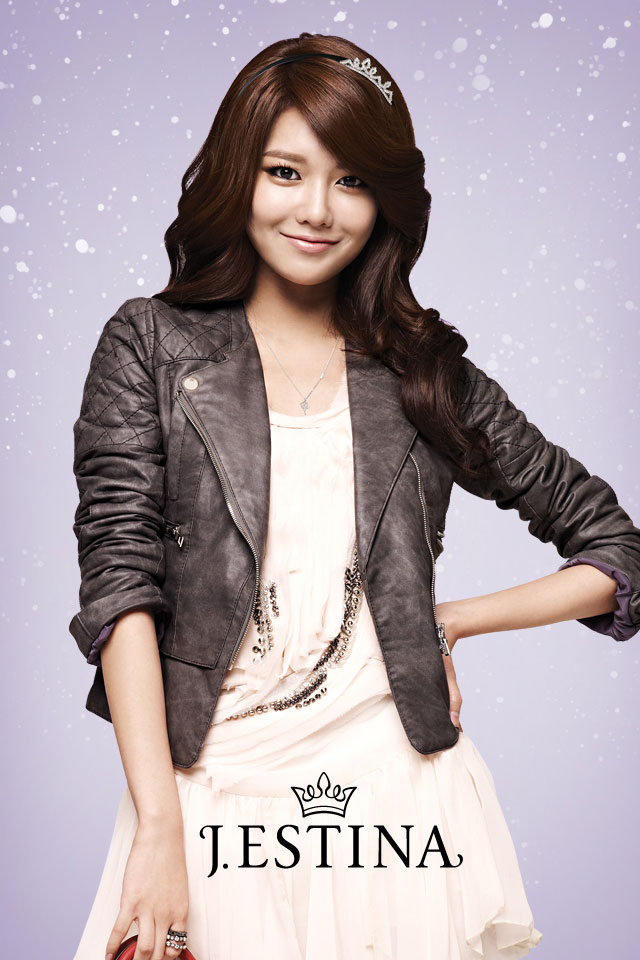 SNSD Sooyoung Jestina smartphone wallpaper