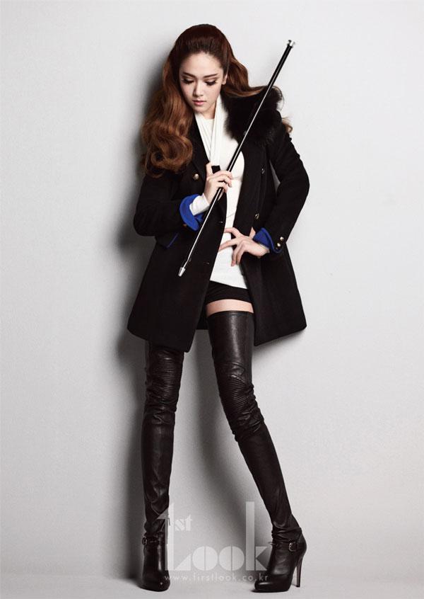 Jessica Jung 1st Look Magazine