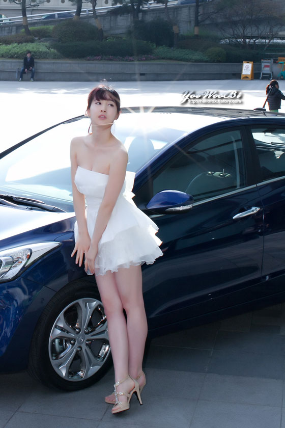Lee Ga Na Hyundai I-Day