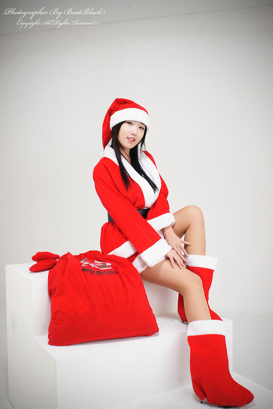 Korean Santa So Yeon