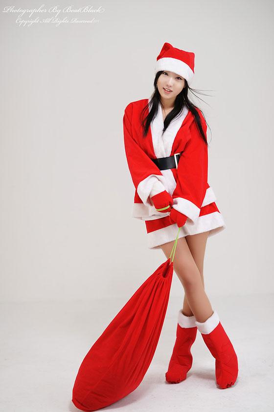 Korean Santa So Yeon