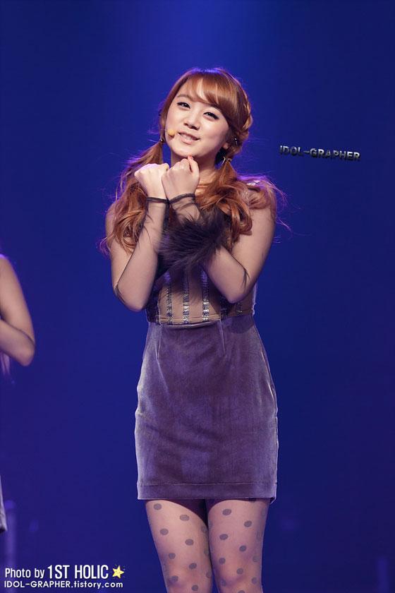 Wonder Girls Lim MBN Concert
