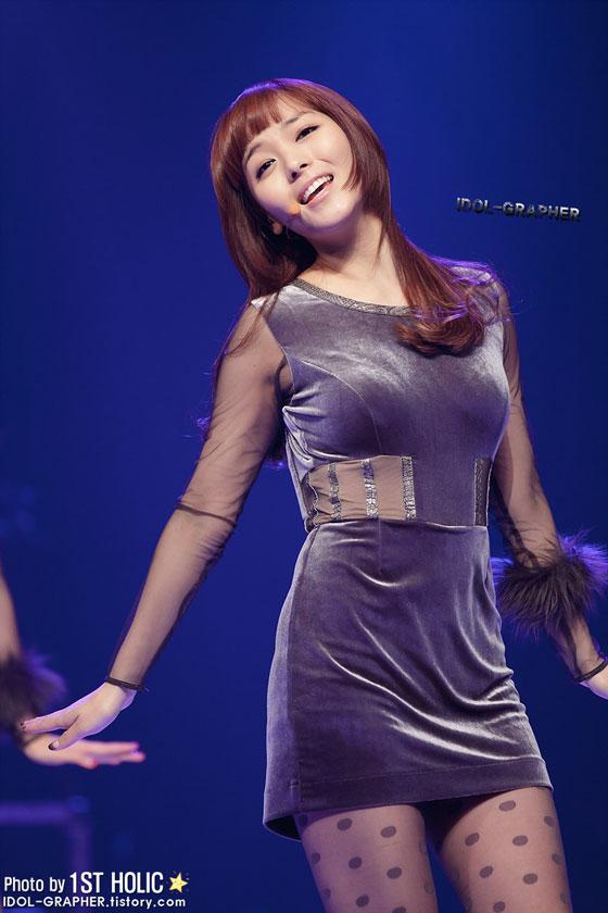 Wonder Girls Sun MBN Concert