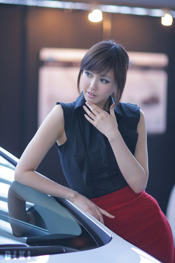 Kang Yui car of the year