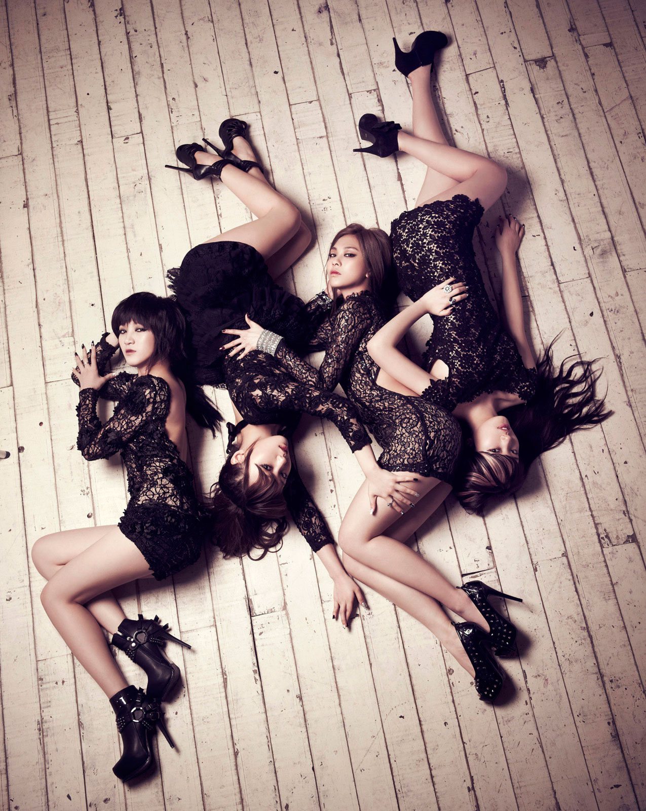 Miss A Touch single album